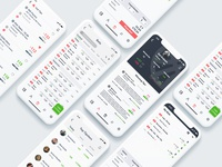 Sports Betting App app icon concept concept app betting app ui design app ui adobe xd flatdesign betting icon interaction app design app concept ux minimal app sports daily ui ui flat
