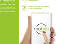 Flyer for mobility app
