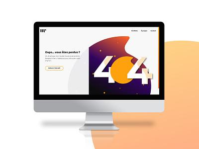 404 webdesign error 404