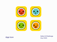 Daily UI Design Challenge #005 - App Icon