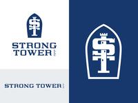 Strong Tower LLC Logo Concept