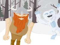 Viking & Yeti