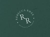 Rebecca Rhee Final Logo