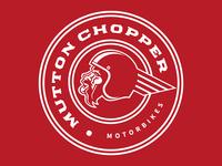 Mutton Chopper Motorbikes Seal