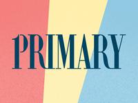 Primary Logo & Style Concept