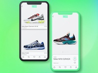 UI e-commerce shop