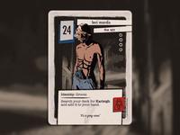 Levi Grooms Card
