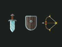 Classic Icon Set