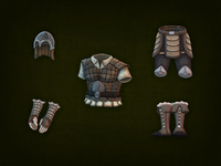 Basic Armor Set