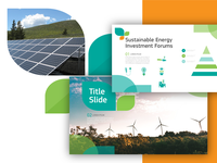 Template slides Sustainable Energy Forum