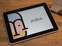 Mikos | iPad background