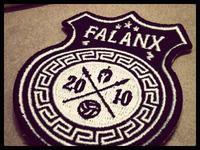 Falanx Soccer Badge