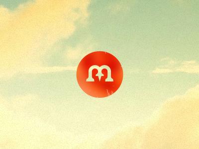 Made By Thomas logo design branding negative space monogram belgium identity