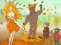 The Stolen Autumn