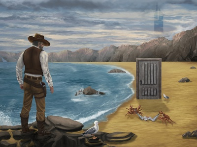 The Dark Tower illustration