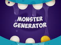 Monster Generator