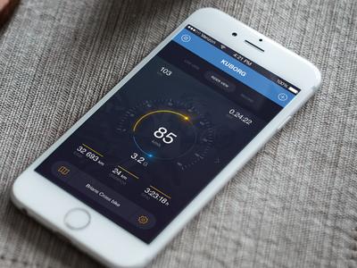 Kuberg app speedometer motorcycle motorcycle app kuberg ios app app speed