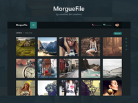 Morgue File Redesign
