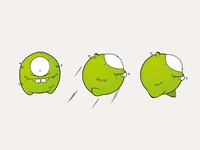 'Jerry The Monster' Character Design
