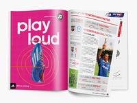 Brentford FC Match Day Programme