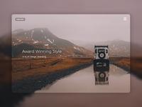 UX & UI Design, Branding Case Study Card