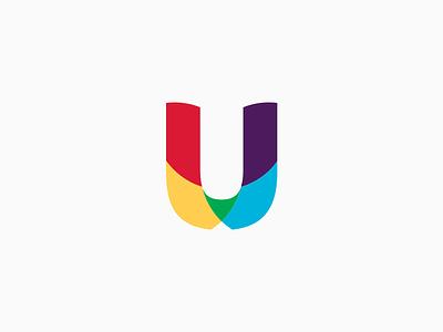 Urupress company letter colors printer identity logotype logo studio branding uruguay montevideo grmn design brand