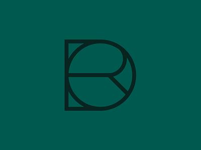 Foderé Abogados bureau law clean letters monogram logotype lawyers branding brand logo isotype