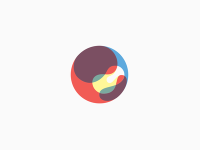 GIEE grmnstudio shapes colors investigation education study vector logotype logo academic branding isotype brand