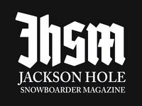 Jackson Hole Snowboarder Magazine Logo