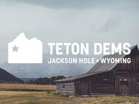 Teton Dems Identity