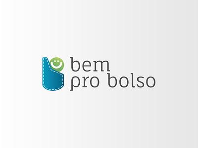 Bem de Bolso - Logo private pension logo design