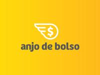 Anjo de Bolso - logo
