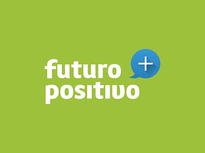 Futuro Positivo - logo design brazil private pension finance logo design
