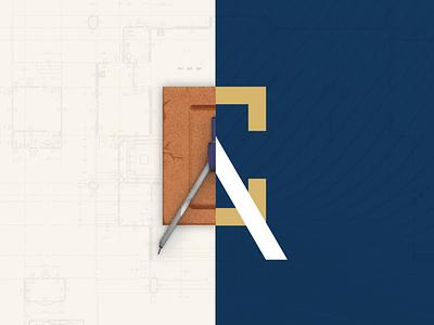 Cordova Arquitetura - Brand Logo branding brazil architecture logo brand