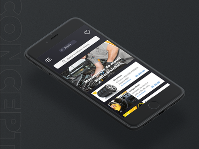 App AutoJazz concept carservice carsapp