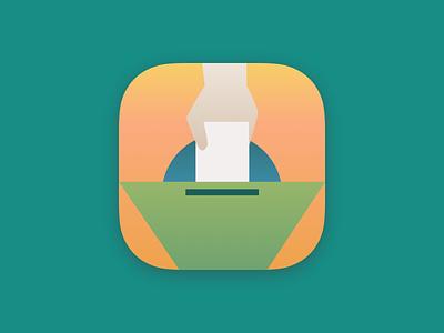 App Icon - Daily UI #005 icon app ui brazil dailyui app icon