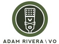 Logo Design - Adam Rivera | Voice Over