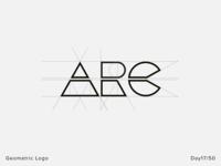 Geomatric Logo - Day 17 - Daily Logo Challenge