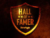 TexAgs Hall of Famer