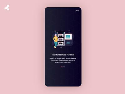 Adda247 | Onething Design onething design animation illustration uidesign uxdesign designs ui ux