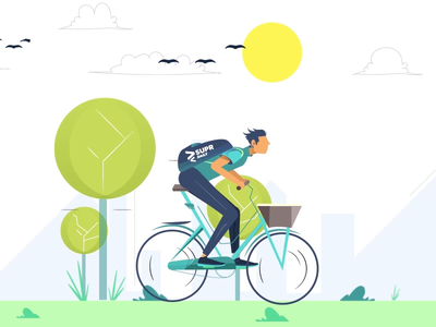 Supr Daily | Onething Design illustration interaction design app delivery app micro delivery app design uidesign ux design ux ui
