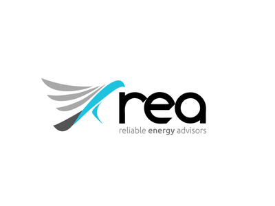 REA logo logo logotype branding