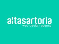 AltaSartoria web design agency logo