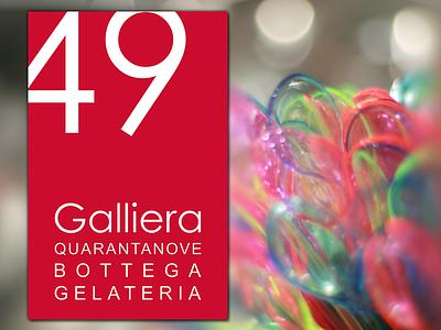 Galliera49 Logo logo minimal logotype branding