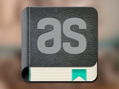 AltaSartoria mobile icon icon ios android portfolio