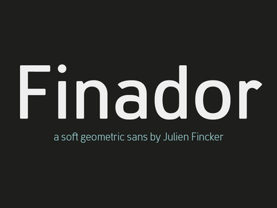 Finador Font Family editorial branding logo typeface typography design graphicdesign graphic fontdesign font typedesign type