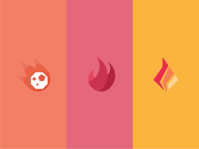Ignite Logo Symbols
