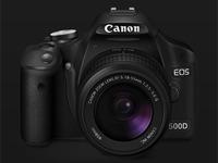 Canon 500D Icon