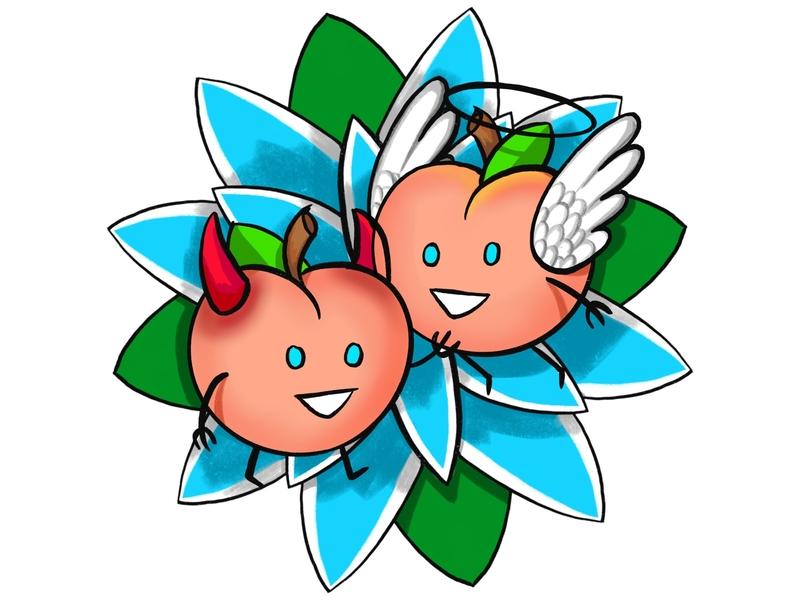 Dual Peach Goblins