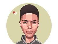 Vector Caricature  Avatar